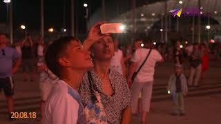 Тысячи залпов: стартовал отбор на чемпионат мира по фейерверкам