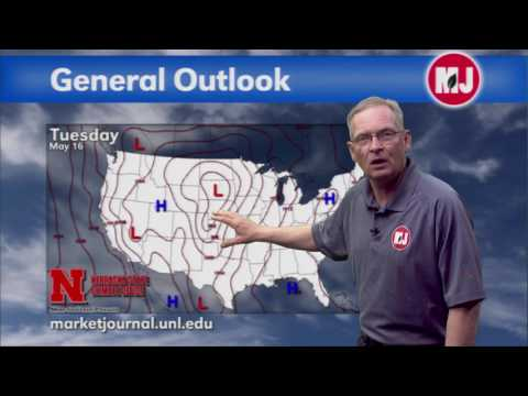 May 12, 2017 Weekly Weather Forecast