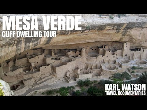 Mesa Verde Cliff Dwelling Tour