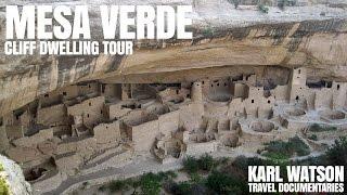 Mesa Verde Cliff Dwelling Tour