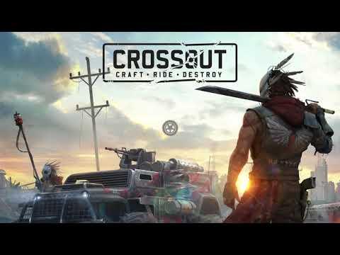 Crossout Gameplay The EQUALIZER - 3 MINIGUN build