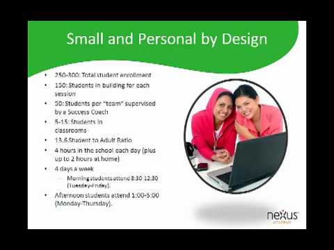 Nexus Academy Online Information Session