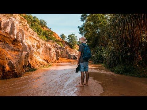 Walking through Paradise - Mui Ne Fairy Stream