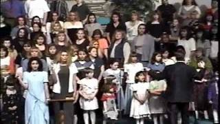 New Manna Youth Choir - What A Savior