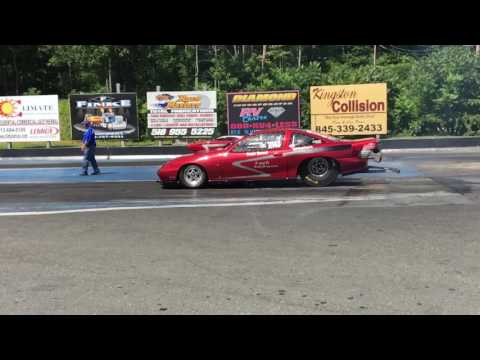 Frank Berard Lebanon Valley Speedway