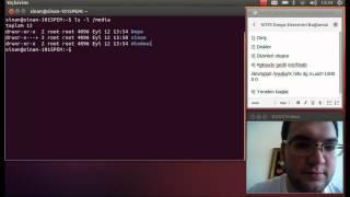 Ubuntu ile NTFS Formatlı Sürücü Bölümlerini Otomatik Bağlamak