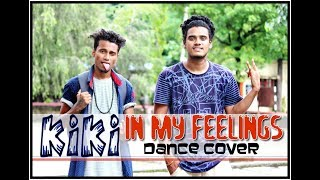 Drake - In My Feelings (Kiki) Dance Choreography| Bunty Mario | Aarush PoP-Tronix | D Phoenix Crew