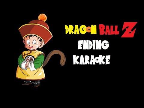Dragon Ball Z - Sal de ahí magnifico poder ahora (Karaoke)