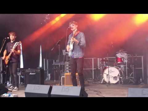 Devon @ Coleford Music Festival 2016