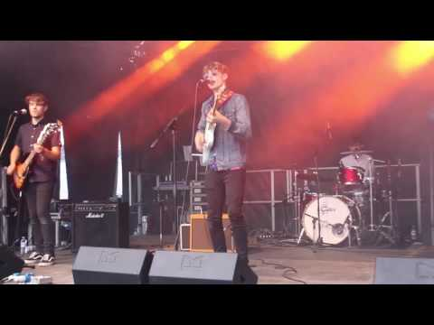 Devon @ Coleford Music Festival 2016