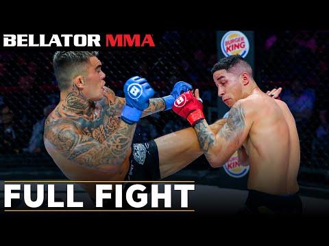 Full Fight | Zach Zane vs. Nainoa Dung - Bellator 236