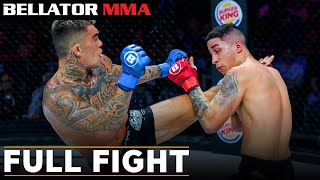 Full Fight | Zach Zane vs. Nainoa Dung - Bellator 236