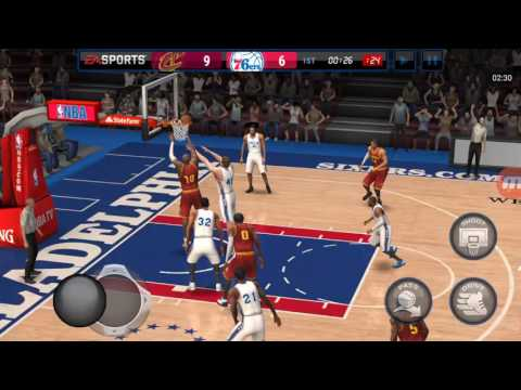 Cleveland cavaliers vs Philadelphia 76ers and Indiana Pacers NBA game