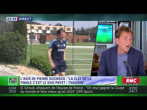 After Foot du lundi 14/05 – Partie 2/6 - L'avis tranché de Pierre Ducrocq le duo Payet/Thauvin