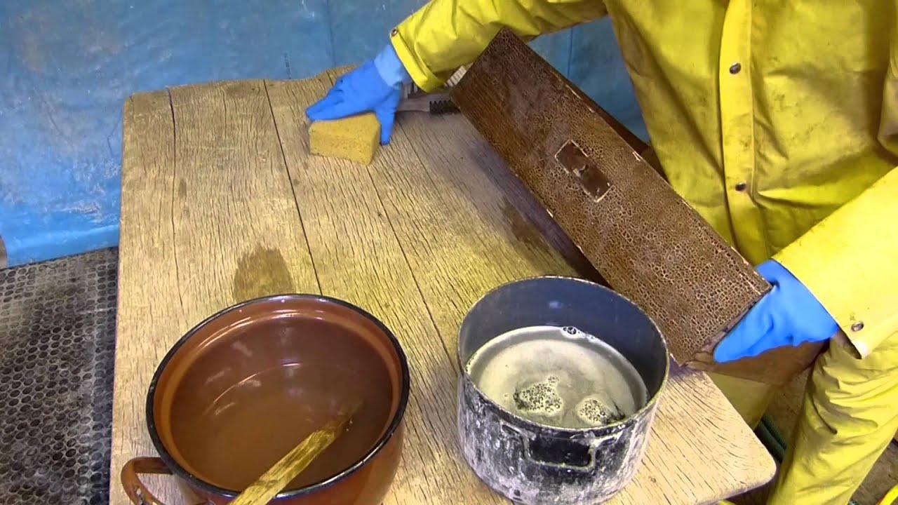 m bel ablaugen mit rohrreiniger glutoclean c hand reiniger 200 ml. Black Bedroom Furniture Sets. Home Design Ideas