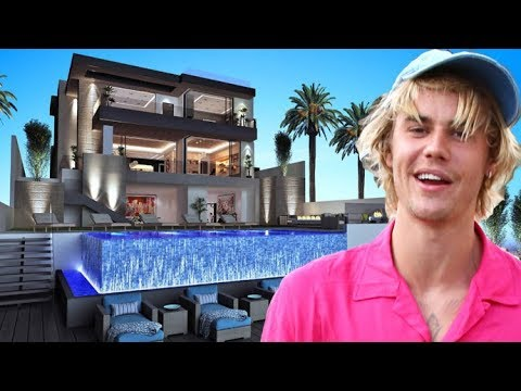 EXCLUSIVE - See Inside Justin Bieber's Potential $11M Bachelor Pad!