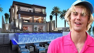 EXCLUSIVE - See Inside Justin Biebers Potential 11M Bachelor Pad
