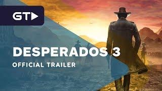 Desperados III - Official Doctor McCoy Trailer