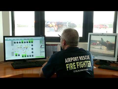 Dräger Et Le Centre Français De Formation Des Pompiers D'Aéroport