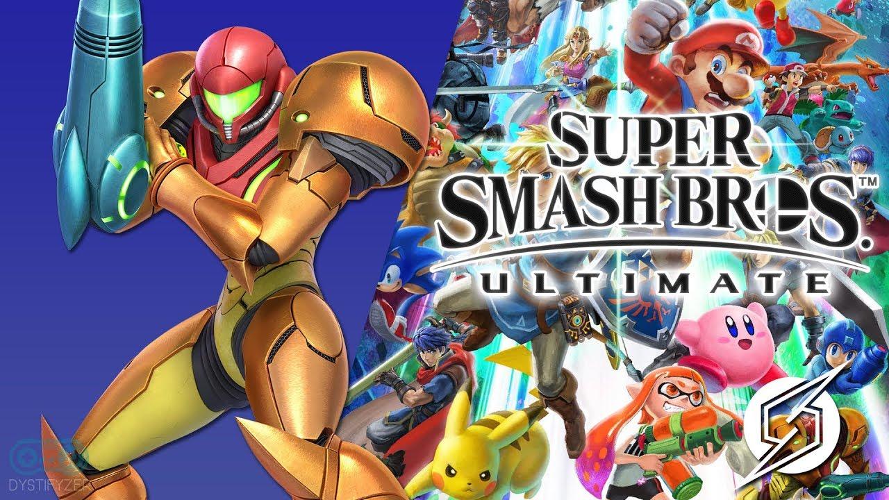Area 1 - 5 Torrid Zone (Metroid: Samus Returns) - Super Smash Bros. Ultimate Soundtrack