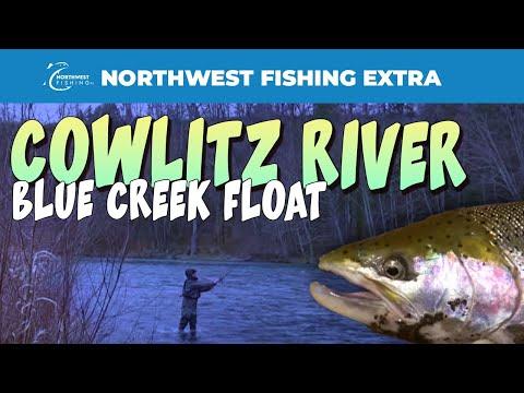 Cowlitz River Blue Creek Float