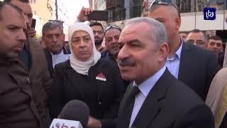 فلسطين.. الأسرى المقطوعة رواتبهم يواصلون إضرابهم المفتوح ( 28/11/2019 )