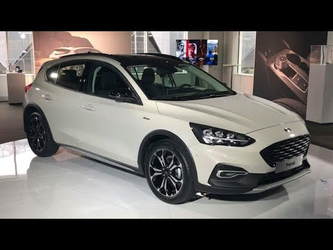 2019 Ford Focus Active The Best Cross Hatchback