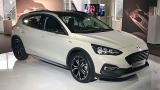 2019 Ford Focus Active - The Best Cross Hatchback !!