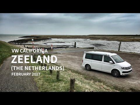 VW California 2017 03 Zeeland (NL)