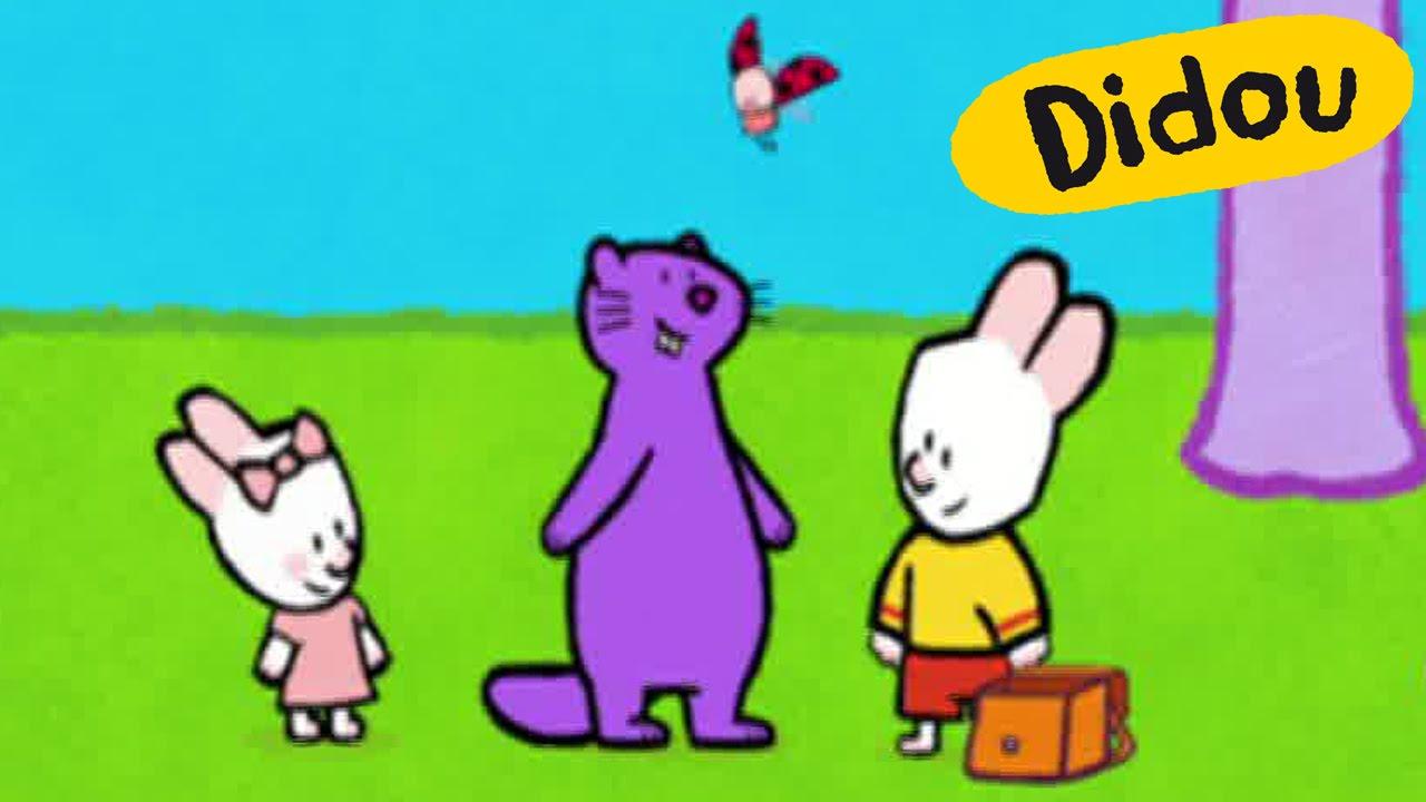 Marmotte Didou Dessine Moi Une Marmotte Dessins Animes Pour Les Enfants Plus Ici Youtube