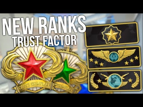 HUGE NEW PRIME UPDATE (NEW RANKS & TRUST FACTOR)
