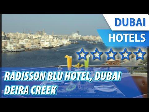 Radisson Blu Hotel, Dubai Deira Creek 5 ⭐⭐⭐⭐⭐  review hotel in Dubai, UAE