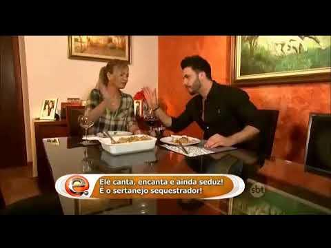 Rodrigo Marim - no programa Eliana ( SBT)