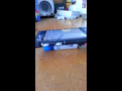 MP3 Eclipse Touch PRO CO 4G - battery died