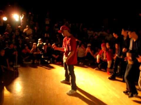 B-boy Boom(Gambler) and Sukist (T.G. Breakerz) Vs Elequence and Trickey (Now or Never)