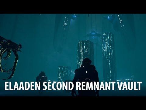 Elaaden Second Remnant Vault Walkthrough Mass Effect Andromeda