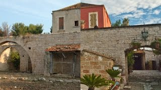 Before and After — The Restoration of a Villa in Puglia, Italy