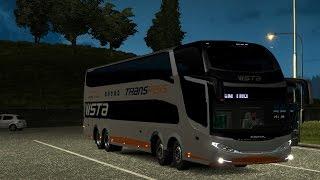 Euro Truck Simulator 2 - BUS MOD - (v.1.22)