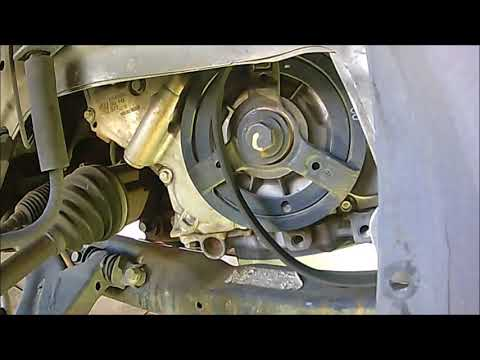 20052010 Chevy Cobalt serpentine belt replacment on a 2.2Litter Ecotech