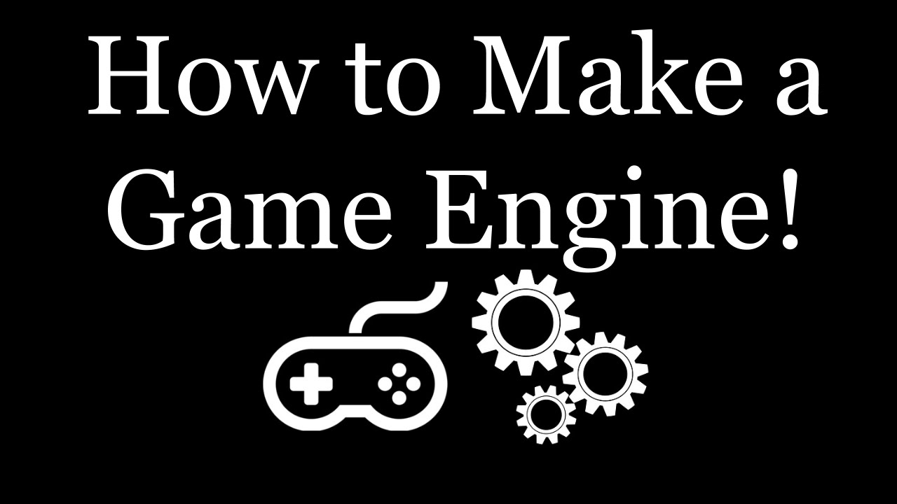 How to Make a Game Engine! by TheHappieCat