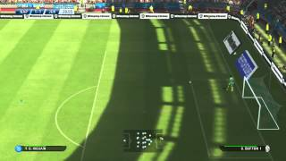 Winning Eleven 2015 Gameplay