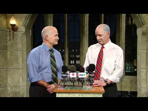 Air Farce remembers Jack Layton (1950-2011)
