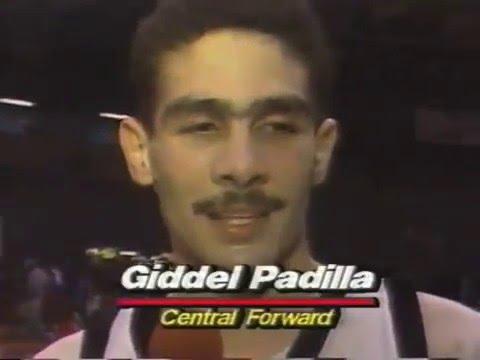 Travis Best Central vs Longmeadow High School Basketball 1989