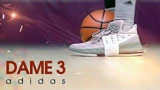 обзор Adidas D Lillard 3 (DAME 3) - Тест Кроссовок!