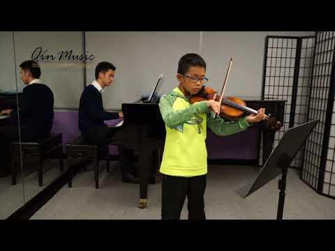 ABRSM Distinction Student Demo  Grade 4 Violin: Take Five