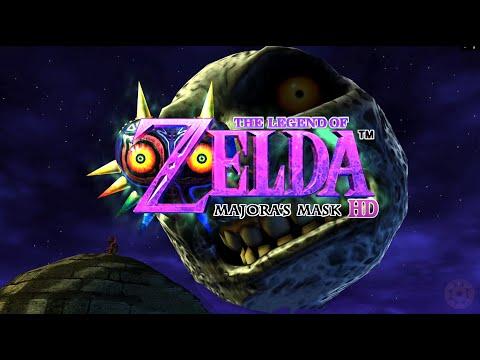 Zelda: Majora's Mask 3D HD - 4K Update (HD Texture Pack)