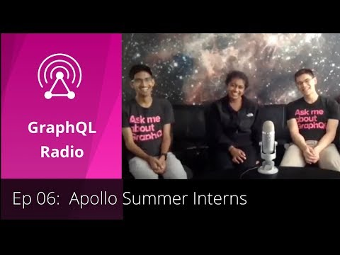 Ep 06 - End of Summer with the Apollo Interns!