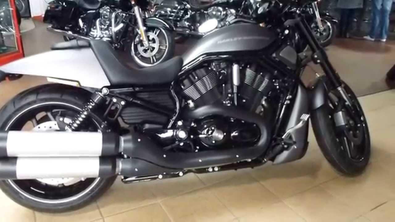 2016 VRSCF V-Rod Muscle #801514 Black Denim
