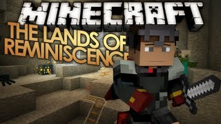 Zombie Horde! - Minecraft: The Lands of Reminiscence (3)