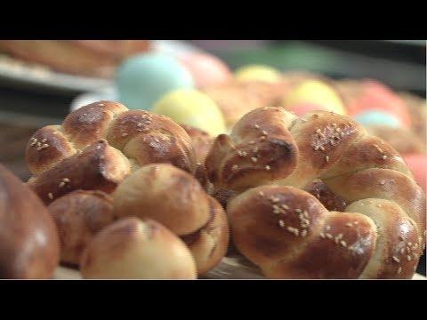 عجينة الشوريك للشيف سارة عبد السلام | سنة اولي طبخ PNC FOOD